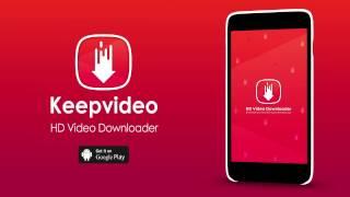 keepvideo hd video downloader