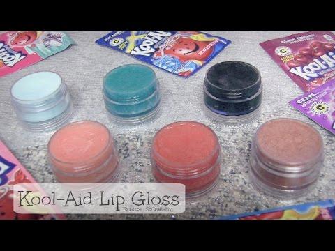 Kool-Aid Lip Balm // Lip Gloss - How To - Pinterest FAIL   SoCraftastic