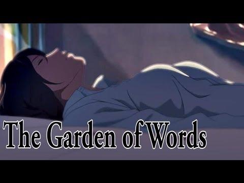 Garden Of Words (Kotonoha No Niwa) - DEMO's Anime Review