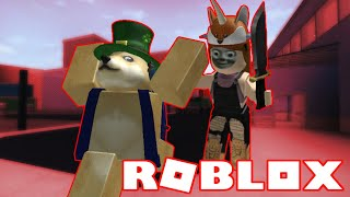 FUNNY MURDER MYSTERY 2 ROBLOX GAMEPLAY