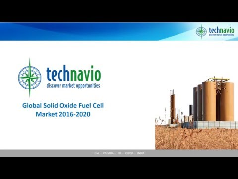 Global Solid Oxide Fuel Cell Market 2016-2020