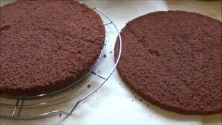 Cokoladna Kora za Torte