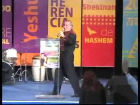 Apóstol Rony Chaves en nuestra Iglesia 27/10/13