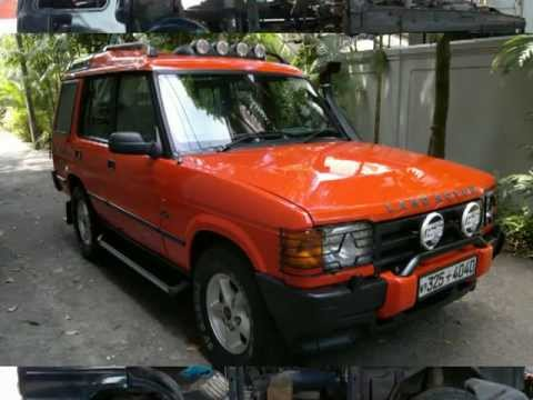 The Best Land Rover Discovery 1 G4 In Sri Lanka Youtube