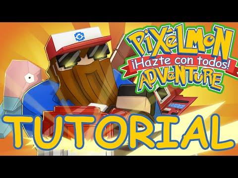 TUTORIAL/DESCARGA PIXELMON ADVENTURE: HAZTE CON TODOS!
