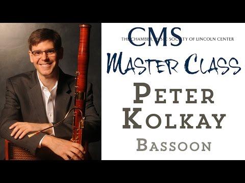 Master Class with Peter Kolkay - November 19, 2014