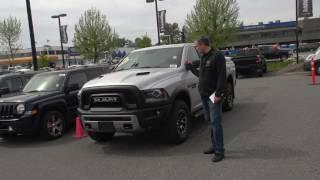 Langley Chrysler Dodge Jeep Ram - 2017 Ram Rebel Review