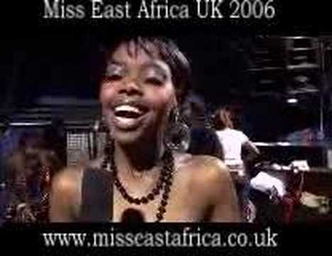 Miss East Miss East Africa uk Contestant
