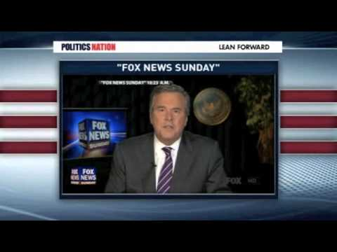 Jeb Bush stands by George W Bush's legacy, is he preparing for a 2016 run?