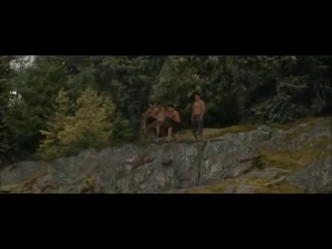 Twilight New Moon wolf pack scene+music video