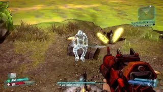 Borderlands 2 - Dark Souls Easter Egg