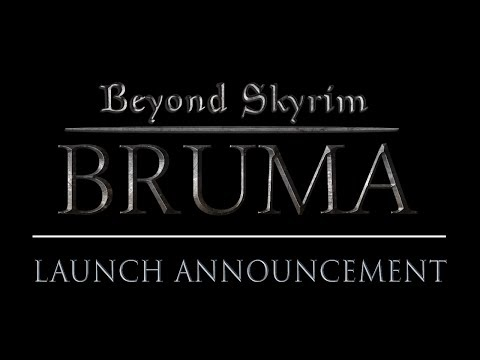 Beyond Skyrim: Bruma - Launch Announcement