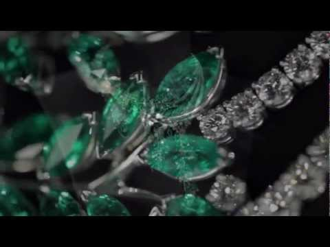 Gem-setting: a Dazzling Display of Precious Stones