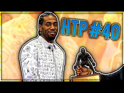 2018 NBA Season Award PREDICTIONS- |Hoop Talk Podcast #40|