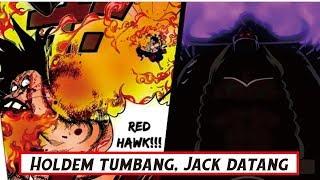 Gawat!! Luffy Tumbangkan Holdem, Jack Akan Serang Luffy CP.917 ( One Piece )