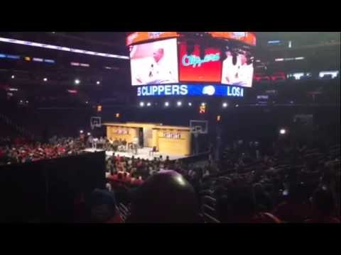 Steve Ballmer at Clipper Rally - We Need to Support one another.
