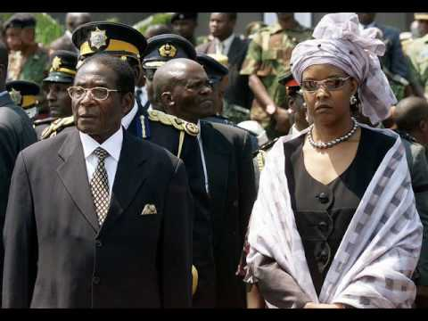 lovemore sibanda on tour with mugabe and grace