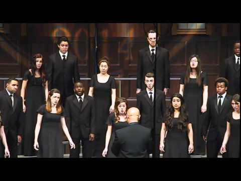 Riverside City College Chamber Singers - Benedictio