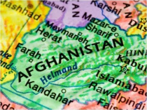 """""""Afghanistan Within the Prism of Geopolitics"""" Mr Joseph Fallon"""