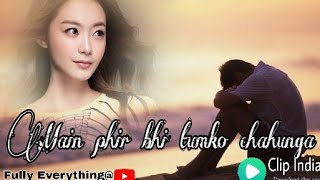 Clip India _ New whatsapp status song.