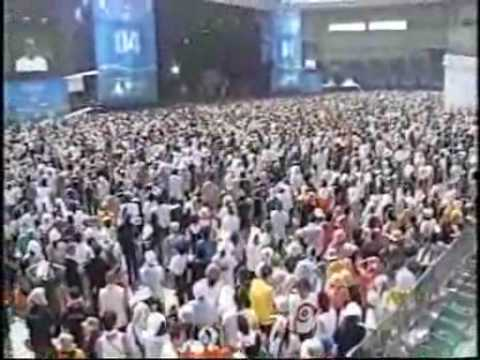 Jurassic 5  live  What's Golden  -  A Day At The Races   Summer Sonic 2004   tokyo  japan