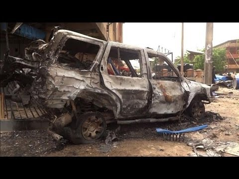 Car bomb attack kills four people in northern Nigeria