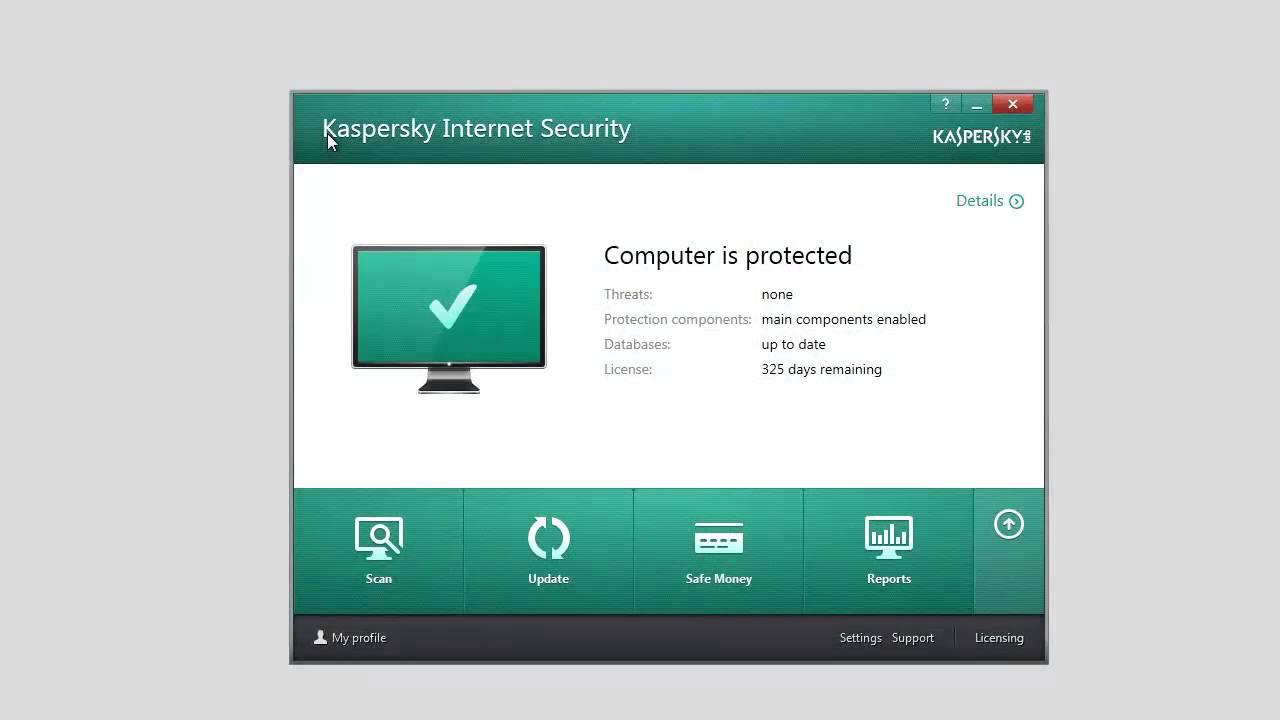 kaspersky total security 2019 activation code/key file for ...