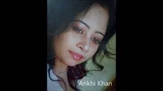 Akasher Haate Ase Ek Rush Neel -- Ankhi Khan