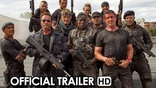 THE EXPENDABLES 3 Trailer #1 (2014) HD