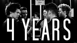 One Direction Video - 4 Years of One Direction