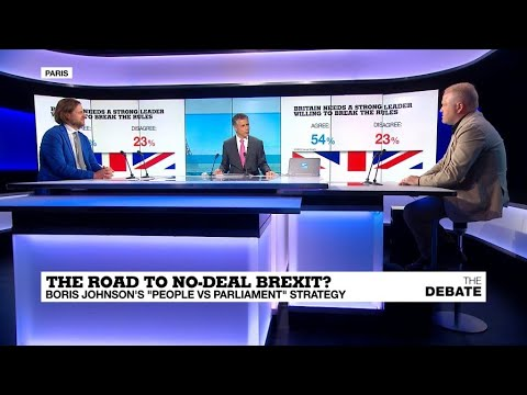 "The Road to no-deal Brexit? Boris Johnson's ""people vs parliament"" strategy"