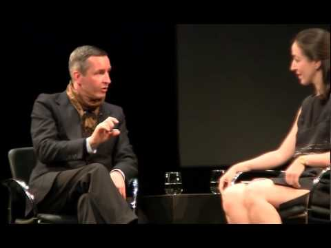 Fashion Designer Dries Van Noten at FIAF s Florence Gould Hall in NYC March 2012