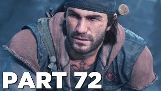 DAYS GONE Walkthrough Gameplay Part 72 - TWO DOG (PS4 Pro)