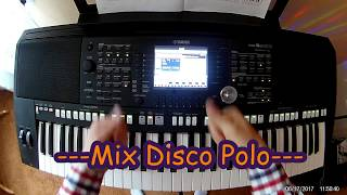 Mix Disco Polo/Keyboard Psr s950/Power Play/Czadoman/Extazy/Defis