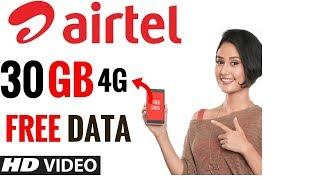 Airtel Monsoon Offer   Airtel 30GB 4G Data Free   Jio Dhan Dhana Dhan Offer   Jio V/S Airtel