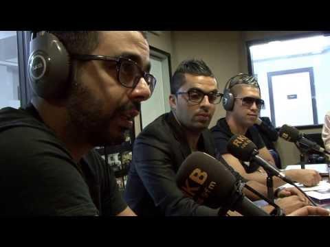Moondance Barcelona 2014 En Radio RKB Barcelona.