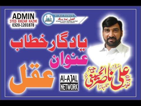 Allama Ali Nasir Talhara YadGar Khitaab