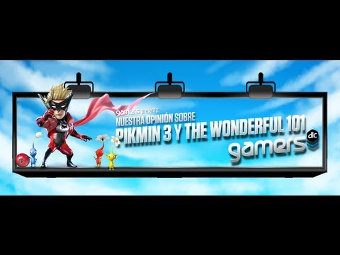 GamersDLC - Nuestra opinión sobre Pikmin 3 y The Wonderful 101
