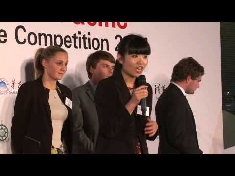 HSBC Asia Pacific Business Case Competition 2014   Round 4   University of Auckland