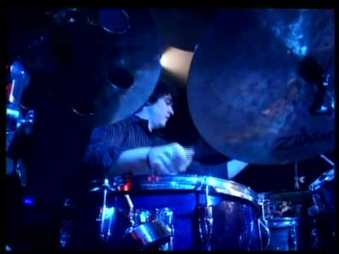 David Rozenblatt drum solo with brushes