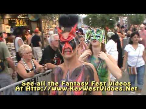 Fantasy Fest Key West 30 Year Celebration 4