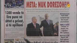 Wake Up, 1 Shkurt 2017, Pjesa 1 - Top Channel Albania - Entertainment Show