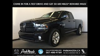 GREY 2014 Ram 1500  Review Sherwood Park Alberta - Park Mazda