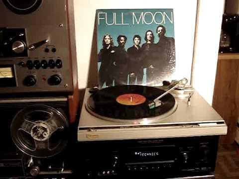 Full Moon ... Malibu