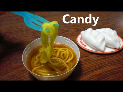 Ramen candy