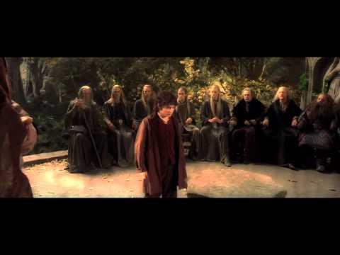 El Señor De Los Anillos: La Comunidad Del Anillo. Tráiler En Español HD 1080P