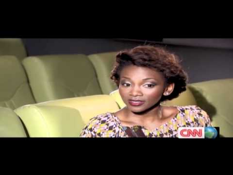 Genevieve Nnaji African Voices 27/03/11 (Part 1 of 3)