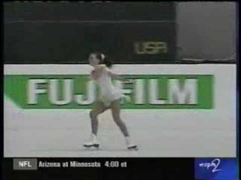 Sarah Hughes 1999 World Juniors LP Video