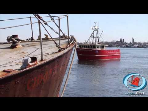F/V Revolution – New lobster boat – Oceans Fleet Fisheries