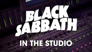 BLACK SABBATH - New Three-Minute Studio Teaser
